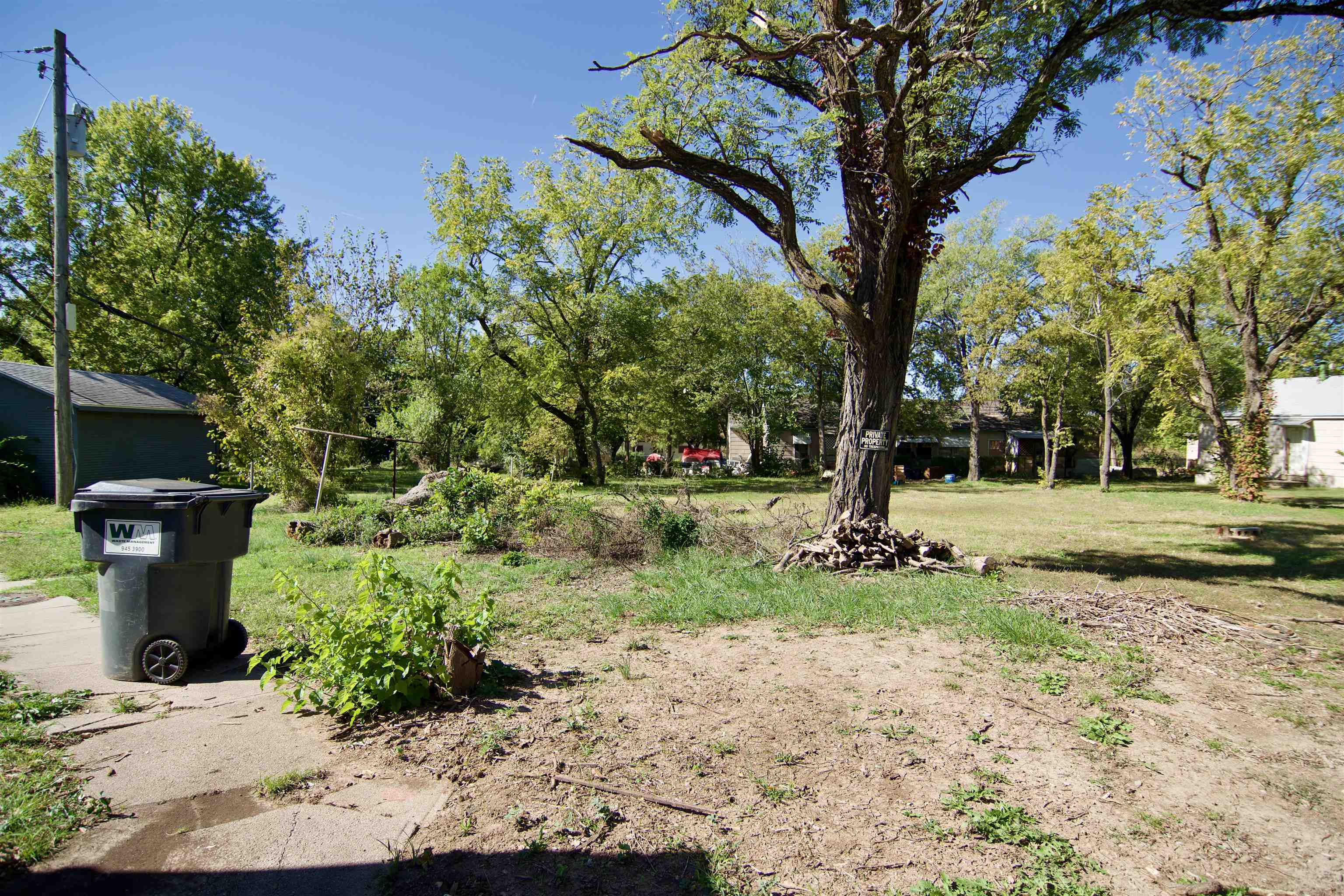 Investment duplex property on .22 acres. This is an as-is sale.