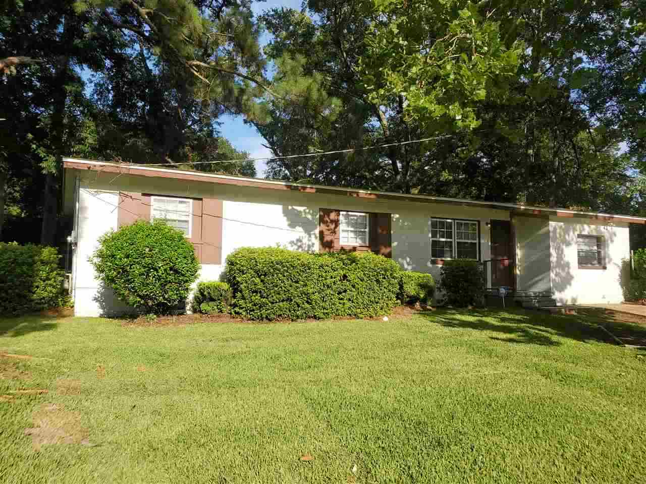 Great Investment Opportunity minutes away from FSU. This home offers a 3/1 with Bonus Room. The bonus room can easily be converted to a bedroom with a bathroom which will convert this home to a 4/2. This home is currently being rented at $1135 a month with a lease expiration of 7/31/2021. Schedule your appointment today to see this great income producing property.