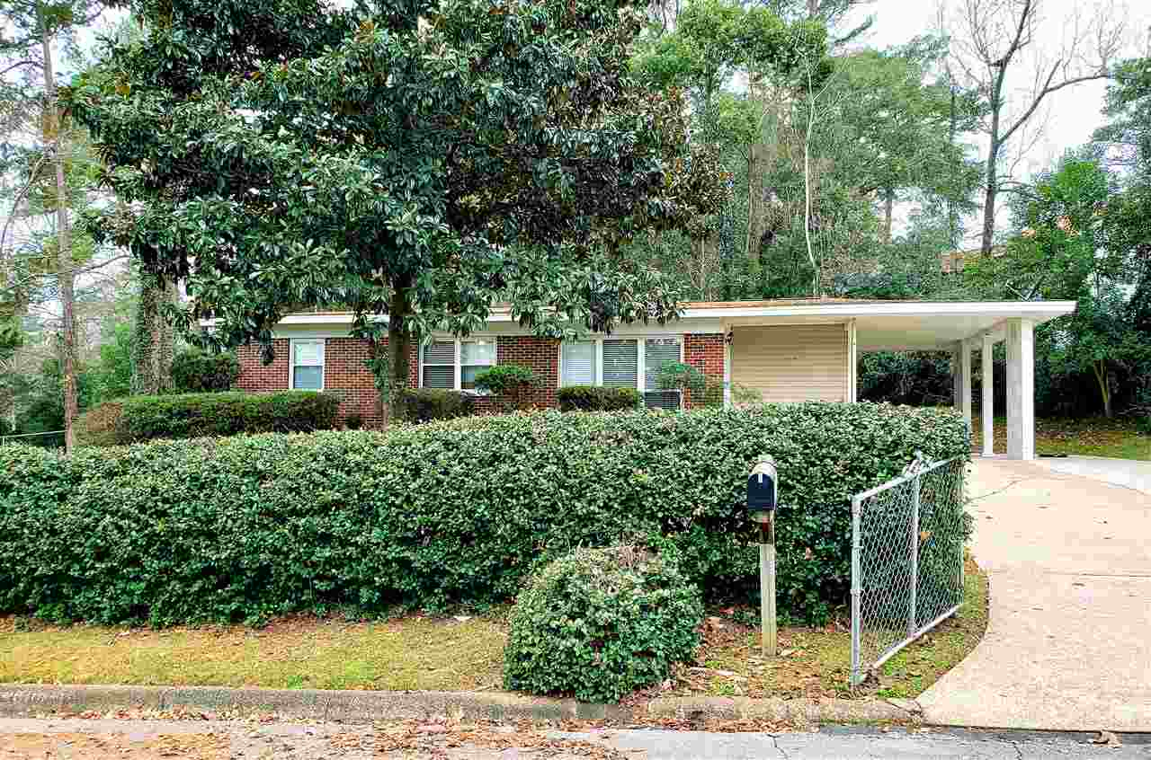 If you are looking for a Midtown home close to Tallahassee Memorial Hospital with gleaming hardwood floors and an abundance of charm, this home should be on your must see list! This three bedroom home also offers ample parking and outdoor options for entertaining guests. The lot is entirely fenced and has a gated entrance. The home's mature landscaping offers a park-like setting. This home simply won't last long!