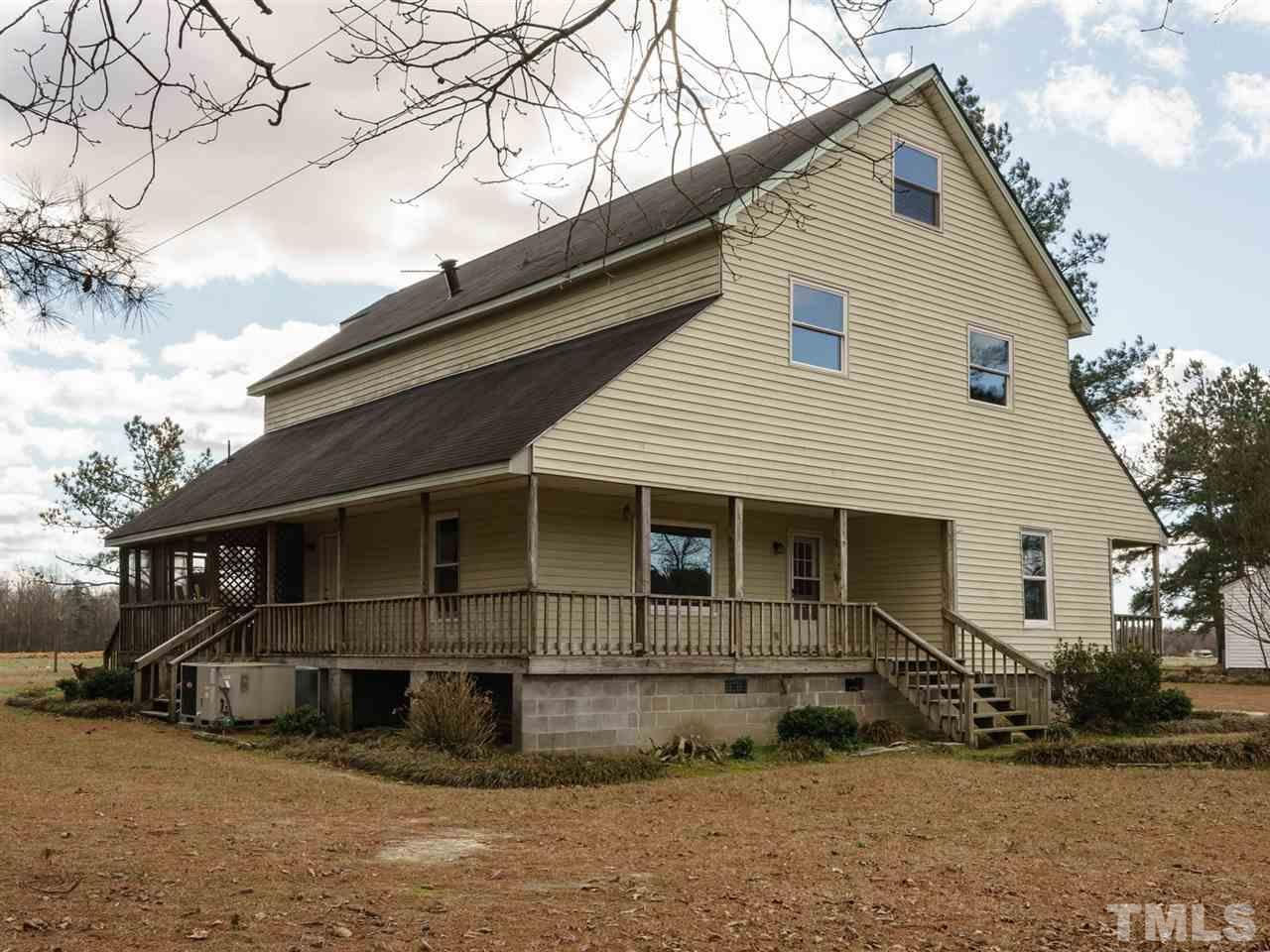 Property for sale at 396 James Tart Road, Lillington,  NC 27546