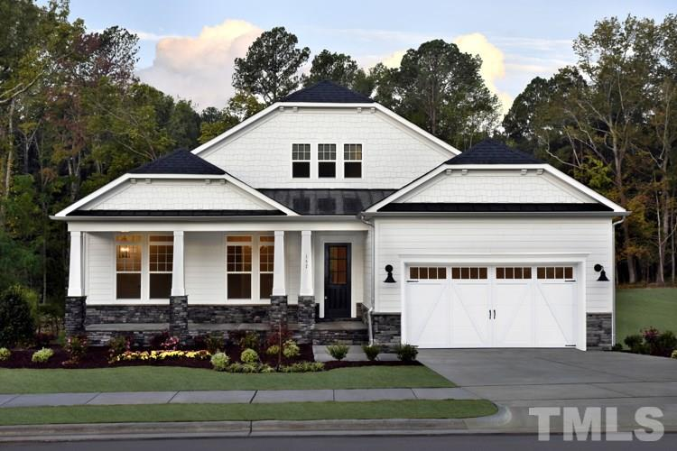 This home is the same elevation as our beautiful model home with a garage right.