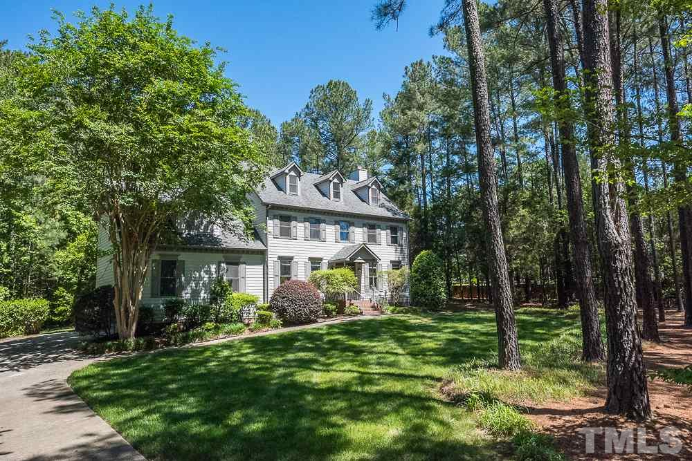 100 Arcadia Lane Raleigh, Durham, Chapel Hill  - Cooke Property Inc First Class Real Estate Services - Opening Doors to Fine Homes