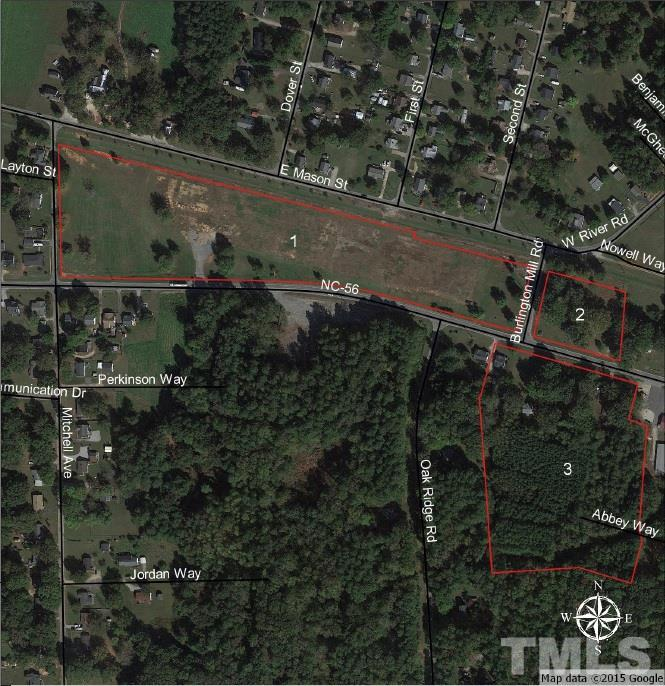 Property for sale at 0 NC 56 Highway, Franklinton,  NC