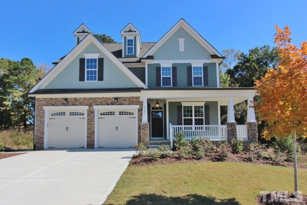 468 Cedar Pond Court, Glenmere, Knightdale NC (Homesite 198) - $400,000