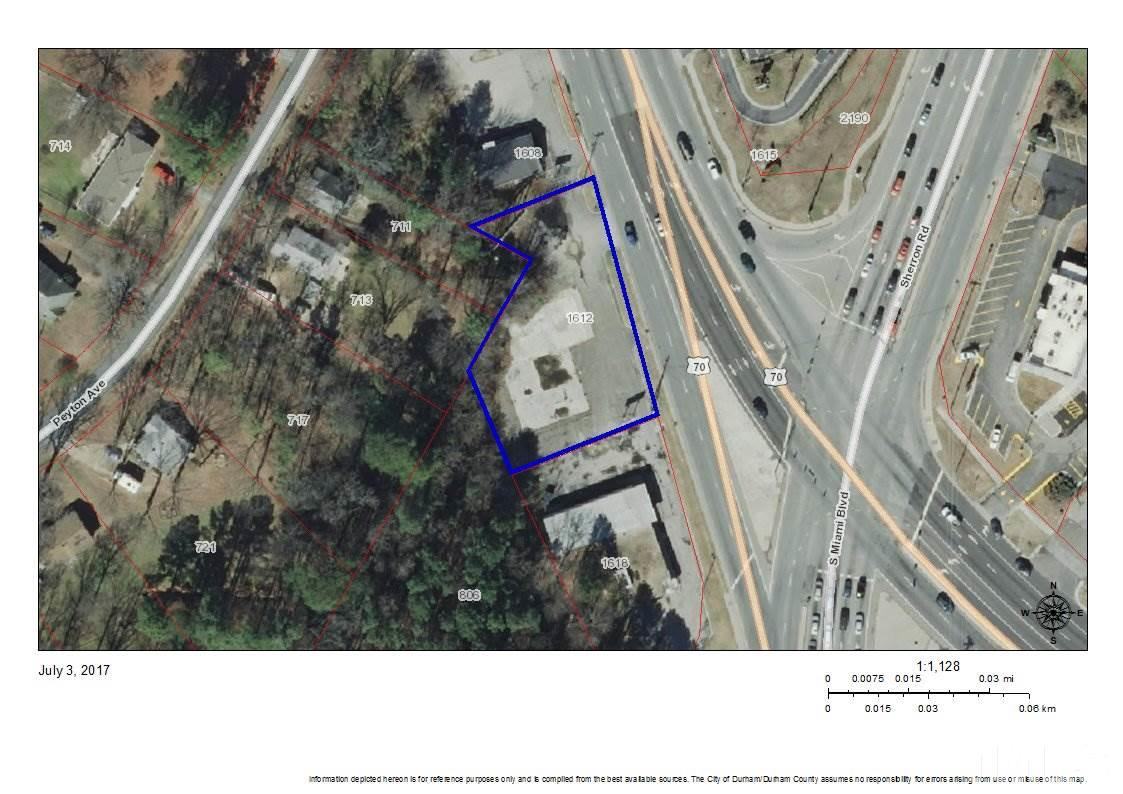 Property for sale at 1612 S Miami Boulevard, Durham,  NC 27703