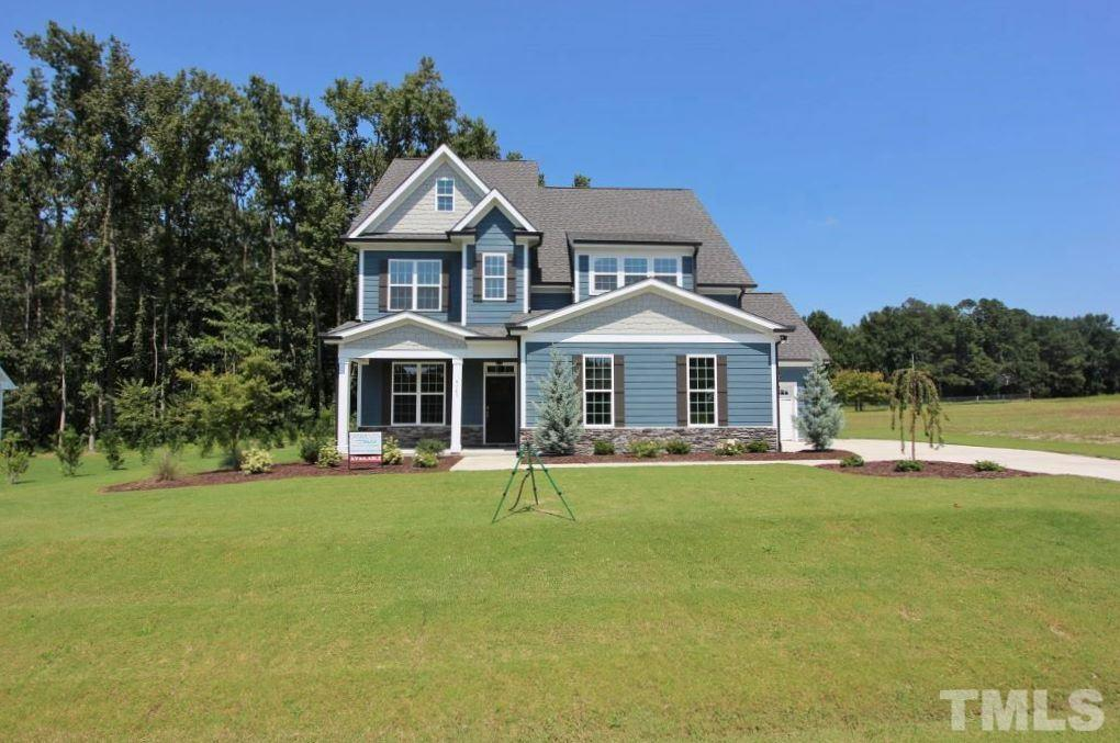 4143 Olde Judd Drive, Judd Reserve, Willow Spring(s) NC (Homesite 22) - $409,900