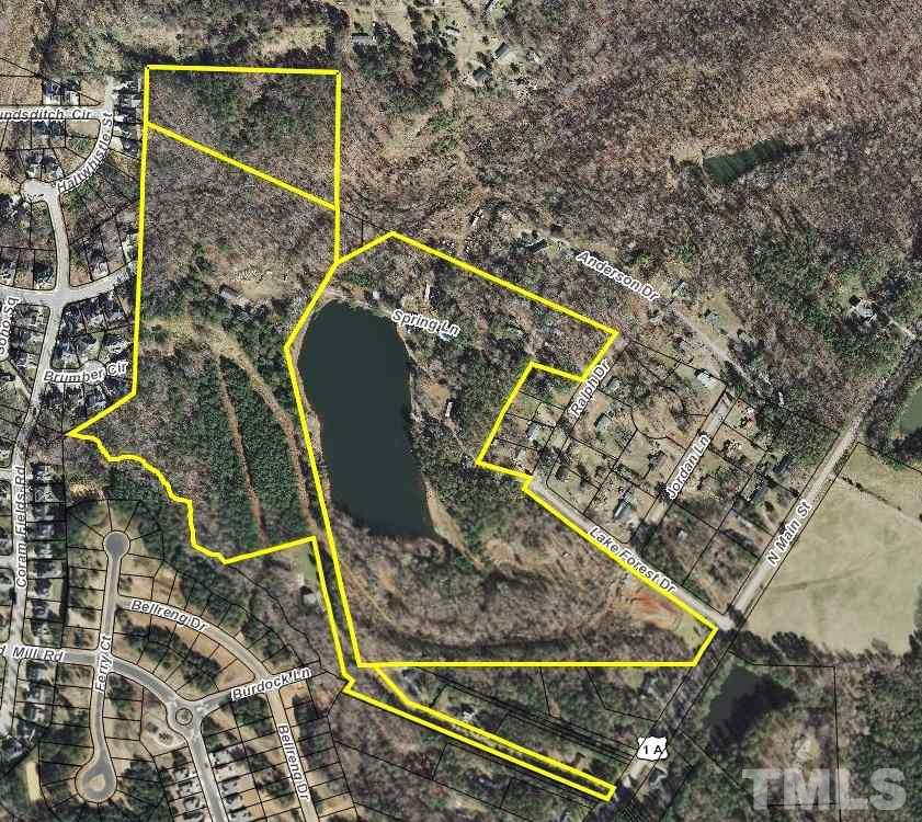 Property for sale at 1167 N Main Street, Wake Forest,  North Carolina 27587