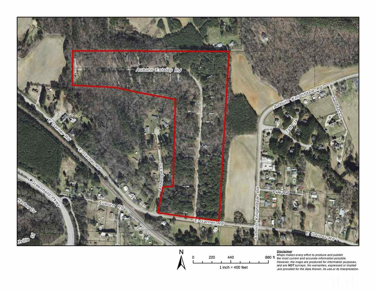 Property for sale at 2101 E Garner Road, Raleigh,  North Carolina