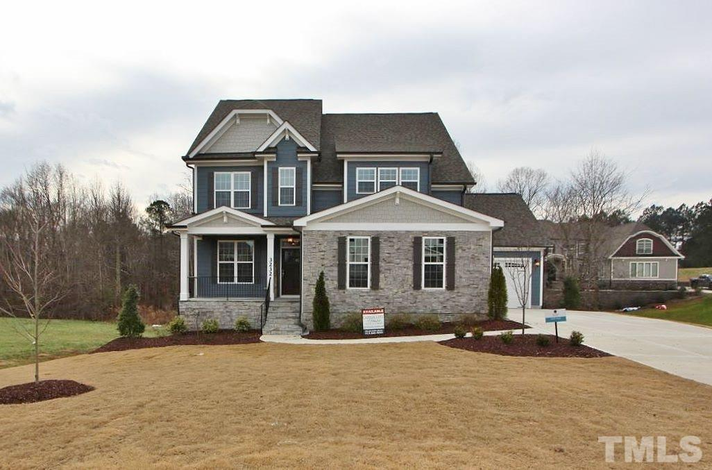 3232 Donlin Drive, Jackson Manor, Wake Forest NC (Homesite 42) - $525,000