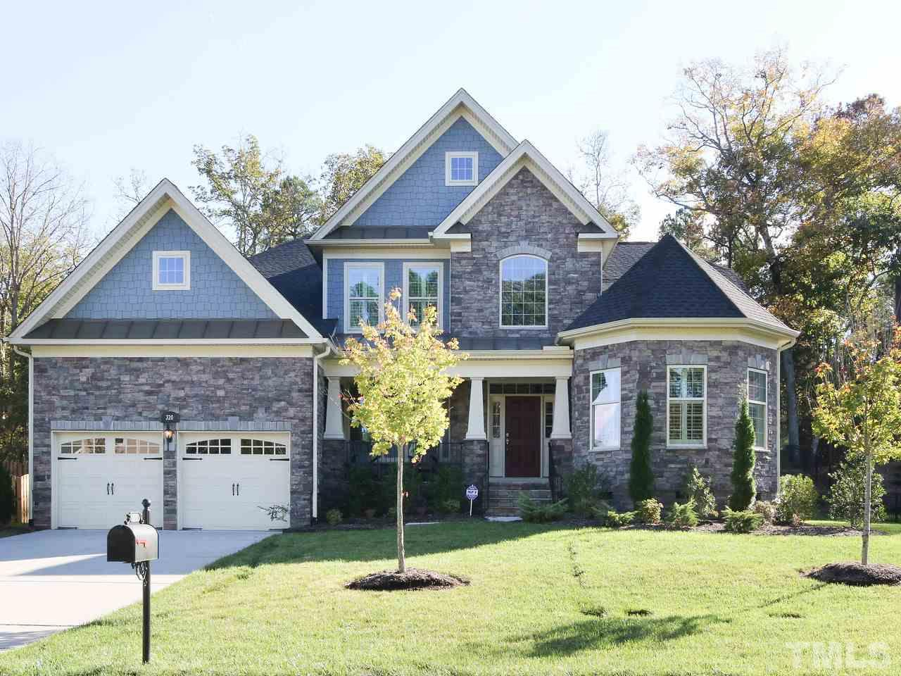 320 Swift Creek Crossing Chapel Hill Home Listings - RE/MAX Winning Edge North Carolina Real Estate