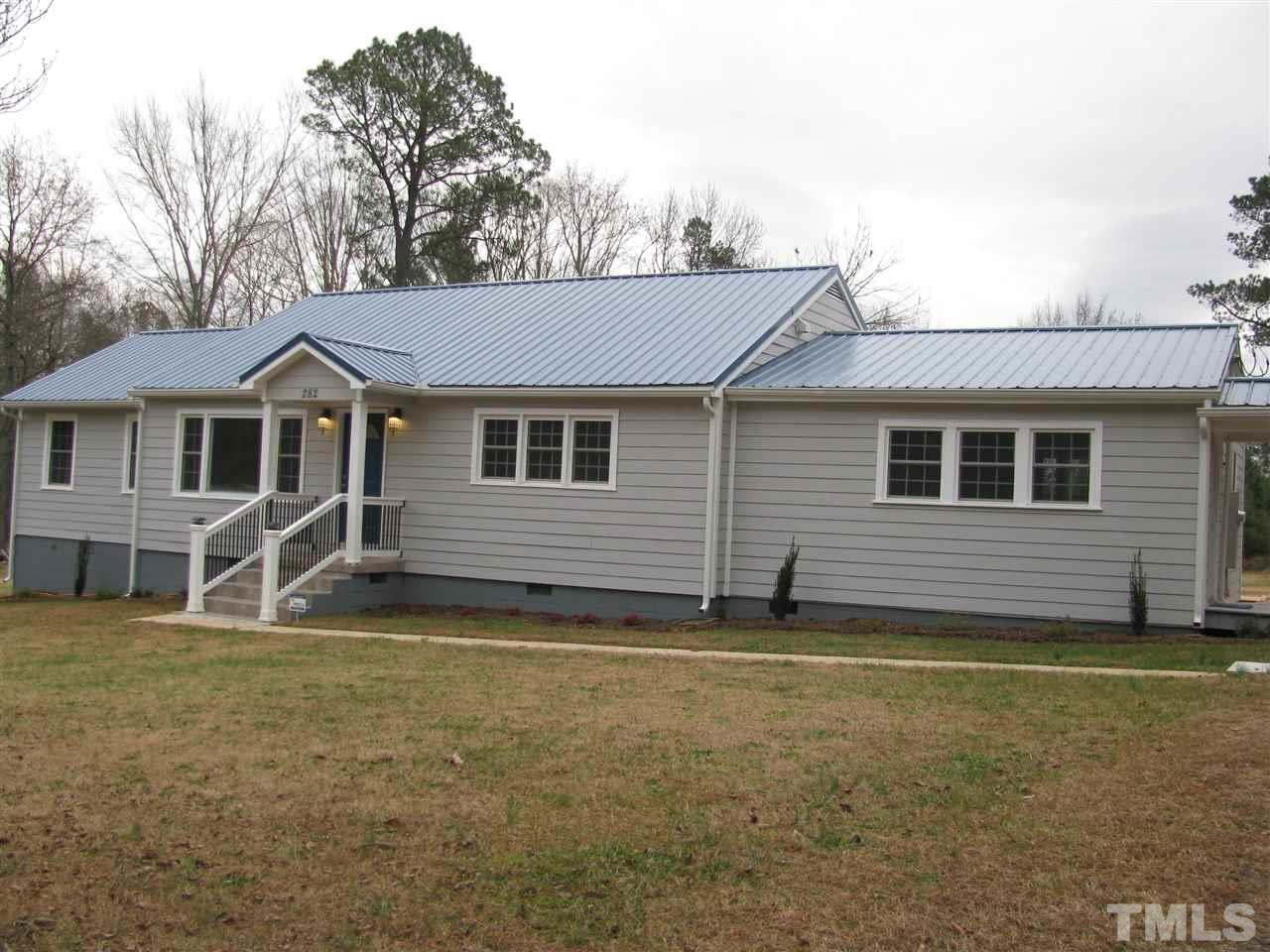 Property for sale at 282 Red Hill Loop Road, Warrenton,  NC 27589