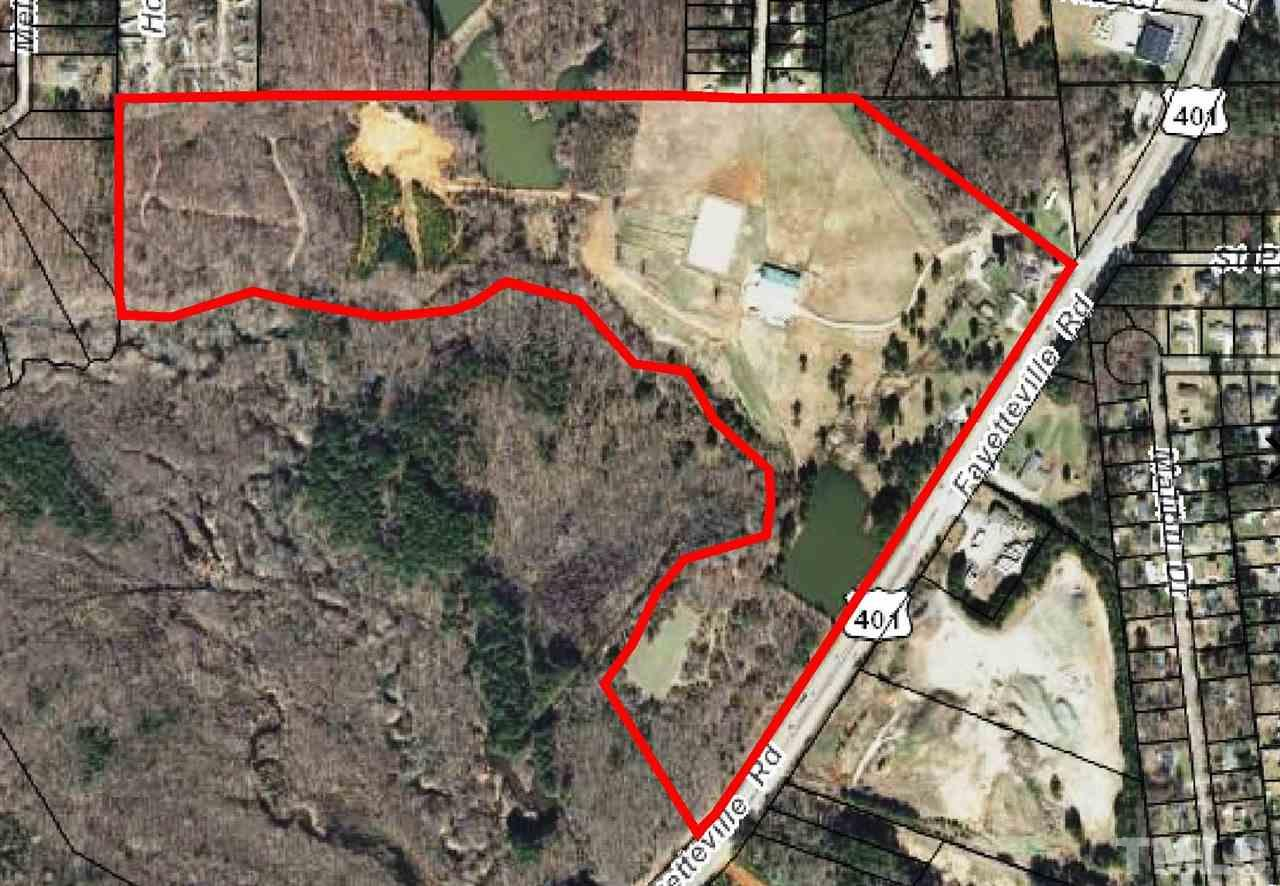 Property for sale at 6104 Fayetteville Road, Raleigh,  North Carolina