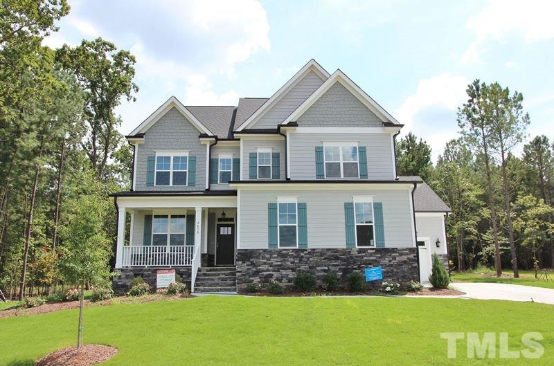 2808 Oxford Bluff Drive, Oxford Hills, Wake Forest NC (Homesite 12) - $454,900