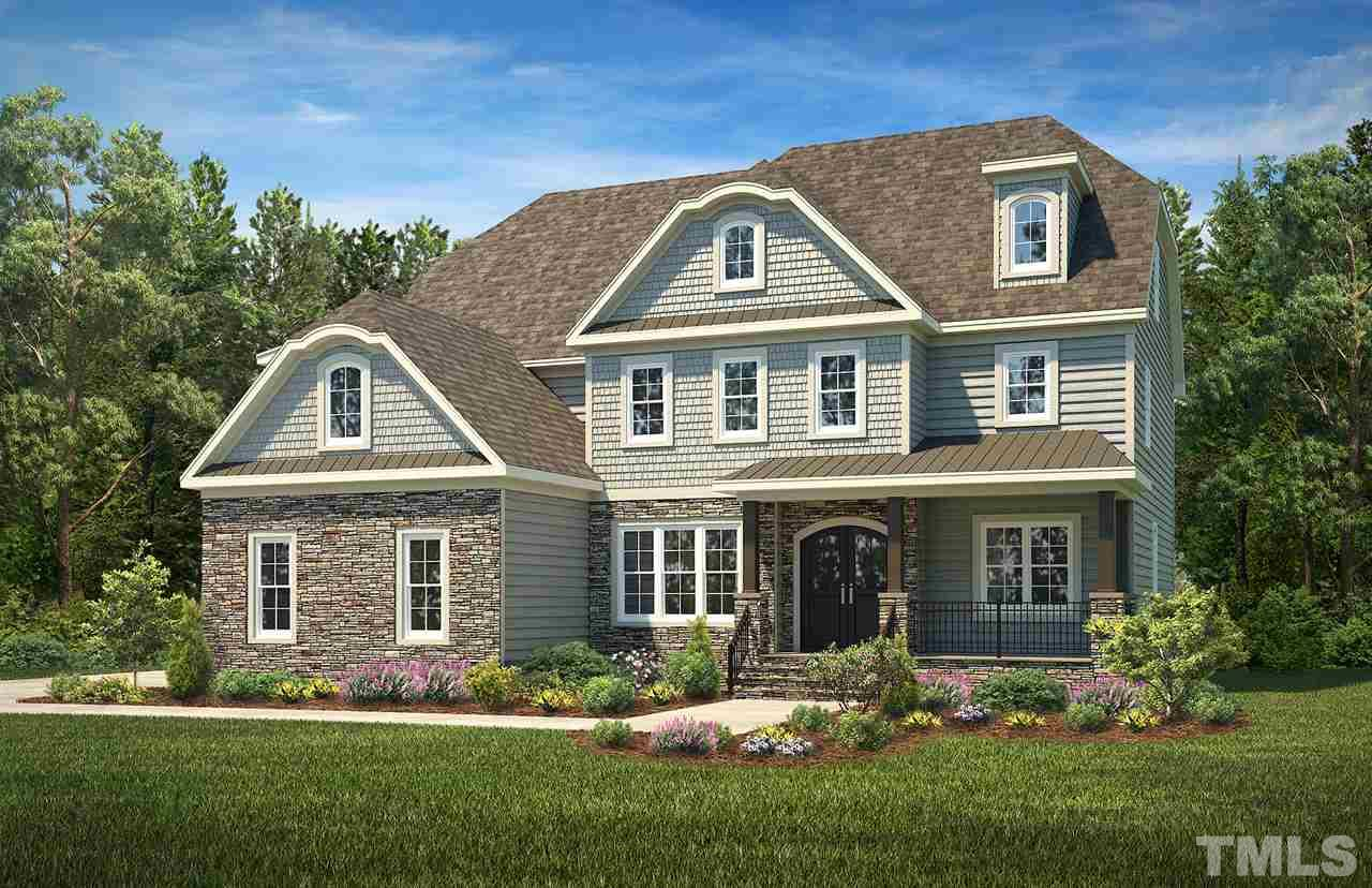 For comp purposes only. Woodlawn floorplan with finished basment and partial finished attic.