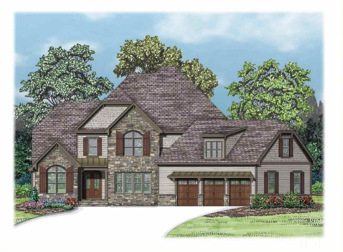 Property for sale at 7525 Cairnesford Way, Wake Forest,  NC 27587