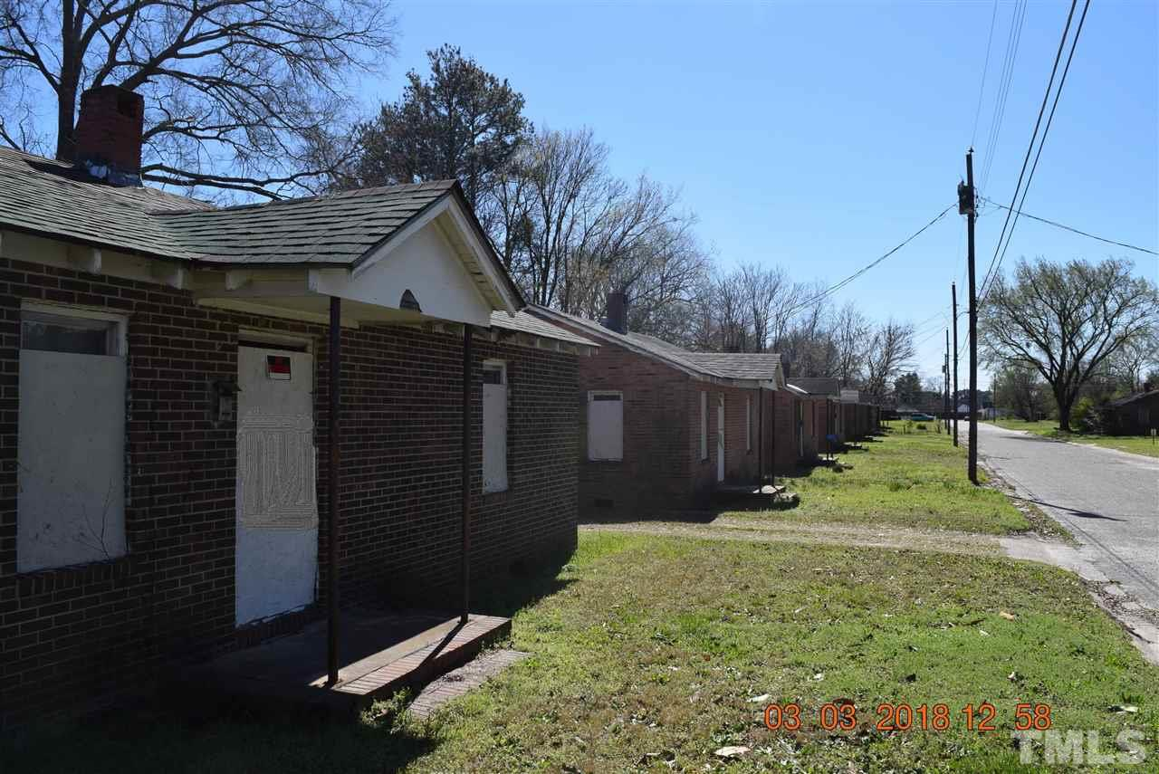 Property for sale at 602 Hugh Drive Unit 602-603, 604-605, 606-608, 610-612, 614-616, Goldsboro,  NC 27530