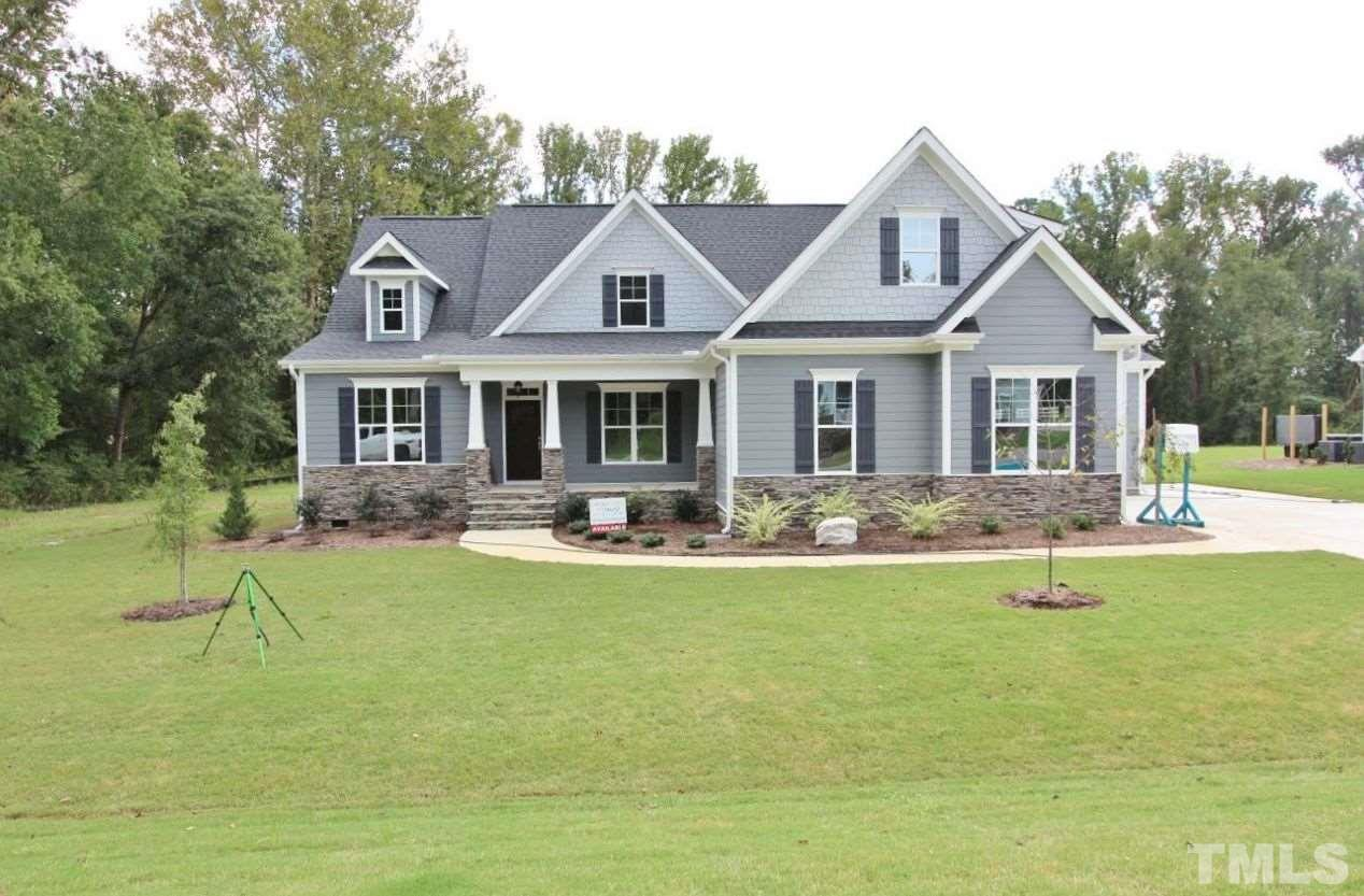4128 Olde Judd Drive, Judd Reserve, Willow Spring(s) NC (Homesite 20) - $419,900