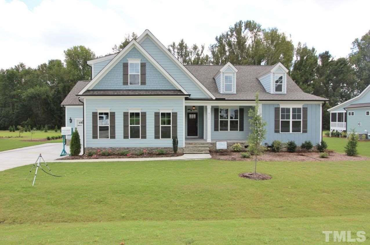 4116 Olde Judd Drive, Judd Reserve, Willow Spring(s) NC (Homesite 17) - $410,000