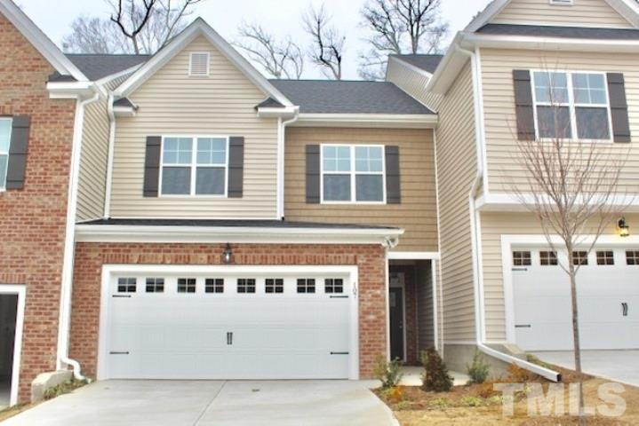 107 Zante Currant Road, Winsford at the Park, Durham NC (Homesite 154) - $279,000