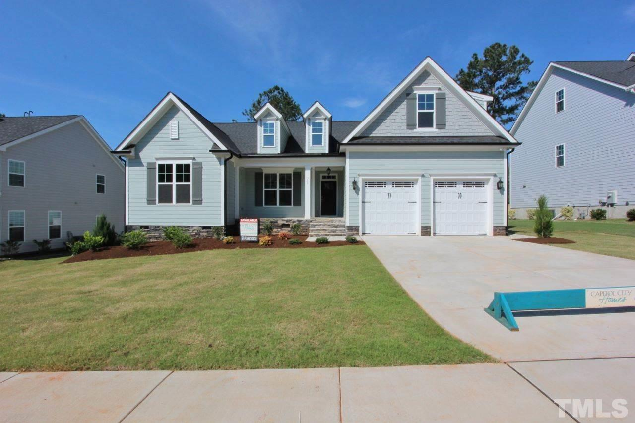 208 Logans Manor Drive, Logans Manor, Holly Springs NC (Homesite 5) - $419,900