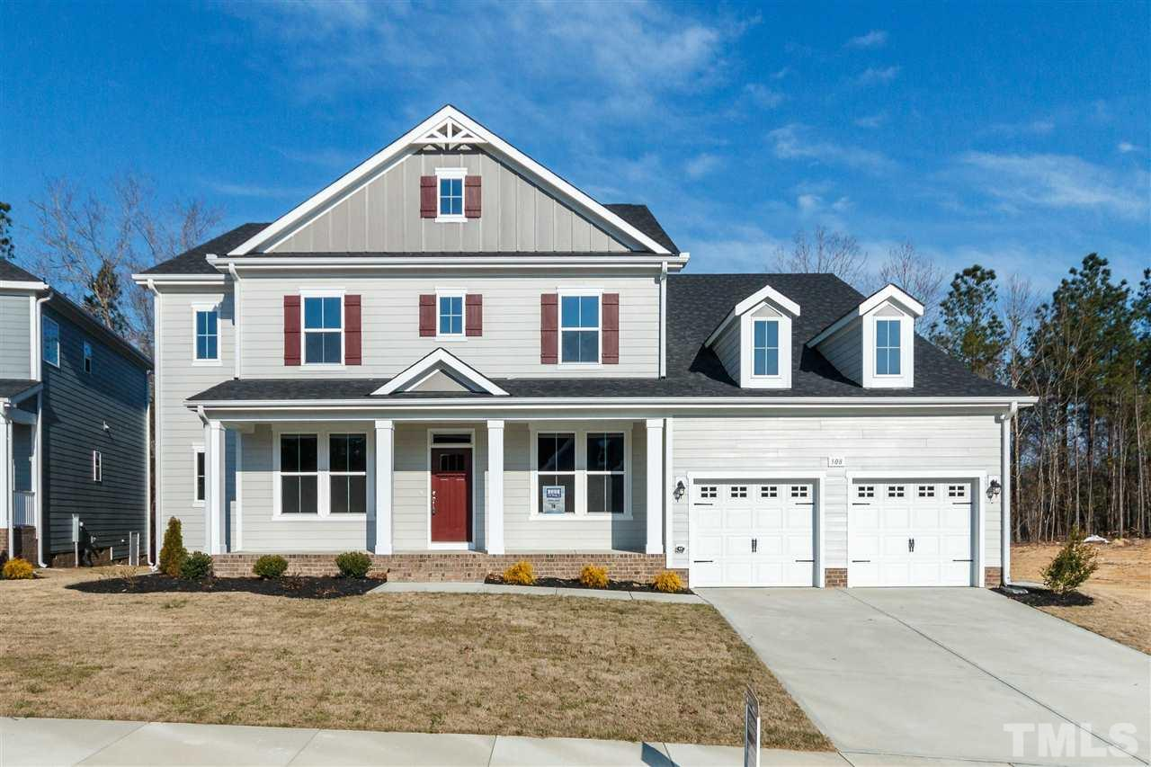 Property for sale at 508 Barrington Hall Drive, Rolesville,  NC 27571