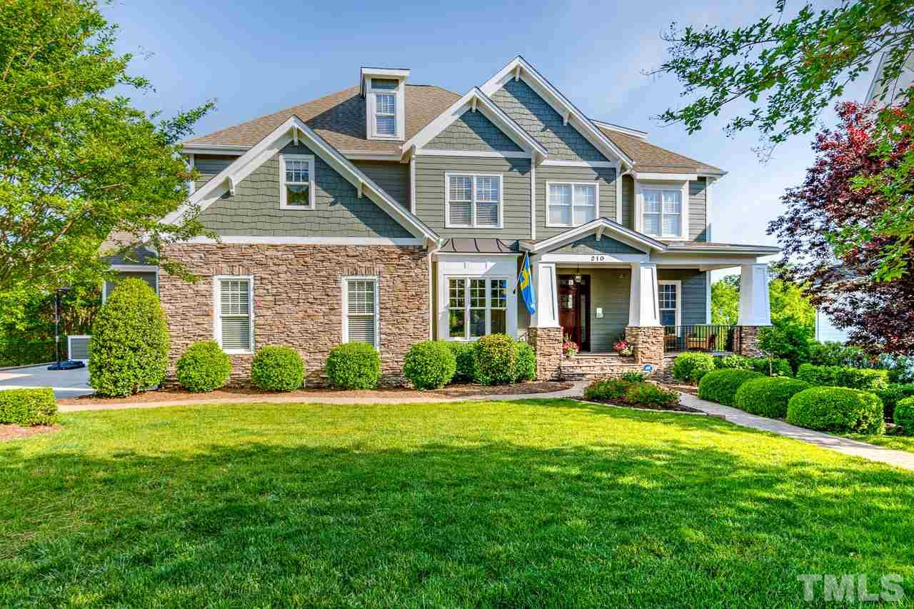 Property for sale at 210 Walford Way, Cary,  NC 27519