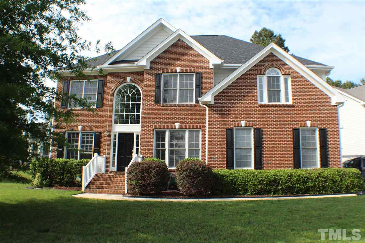6101 CLAPTON DRIVE, WAKE FOREST, NC 27587