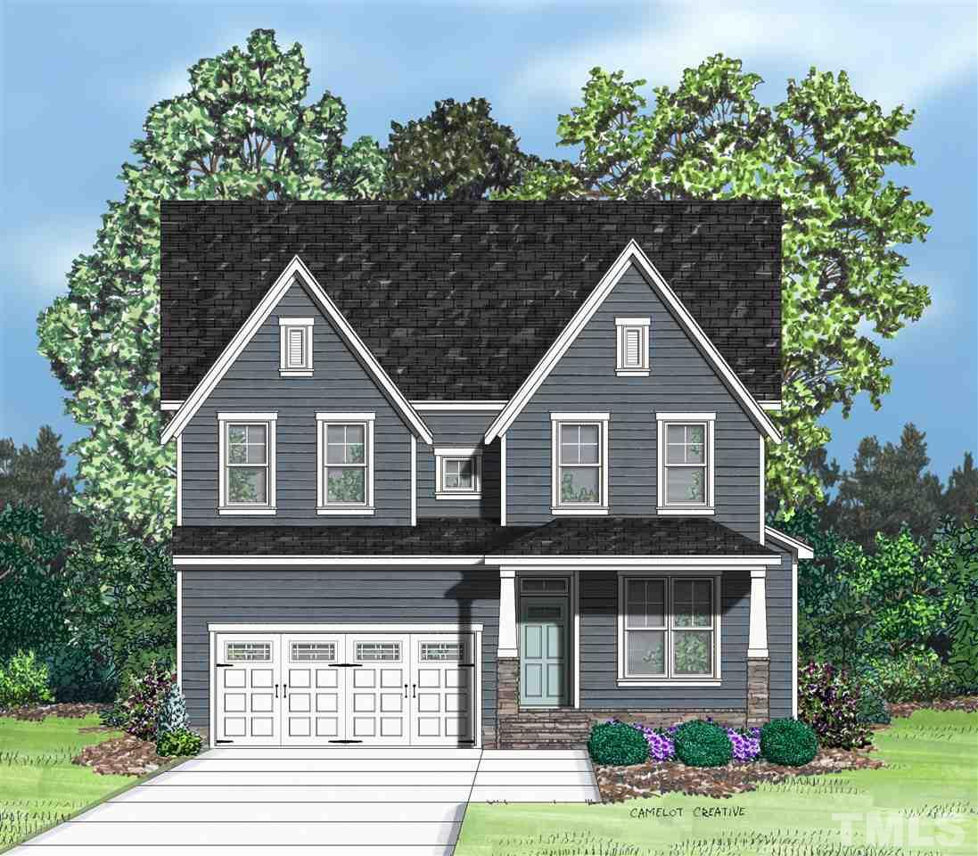 524 Future Islands Way, Wendell Falls, Wendell NC (Homesite 584) - $288,955