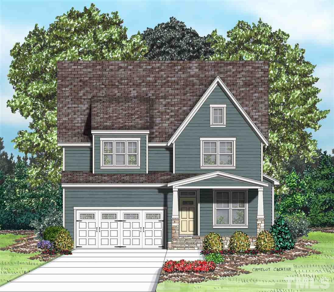 532 Future Islands Way, Wendell Falls, Wendell NC (Homesite 586) - $284,396