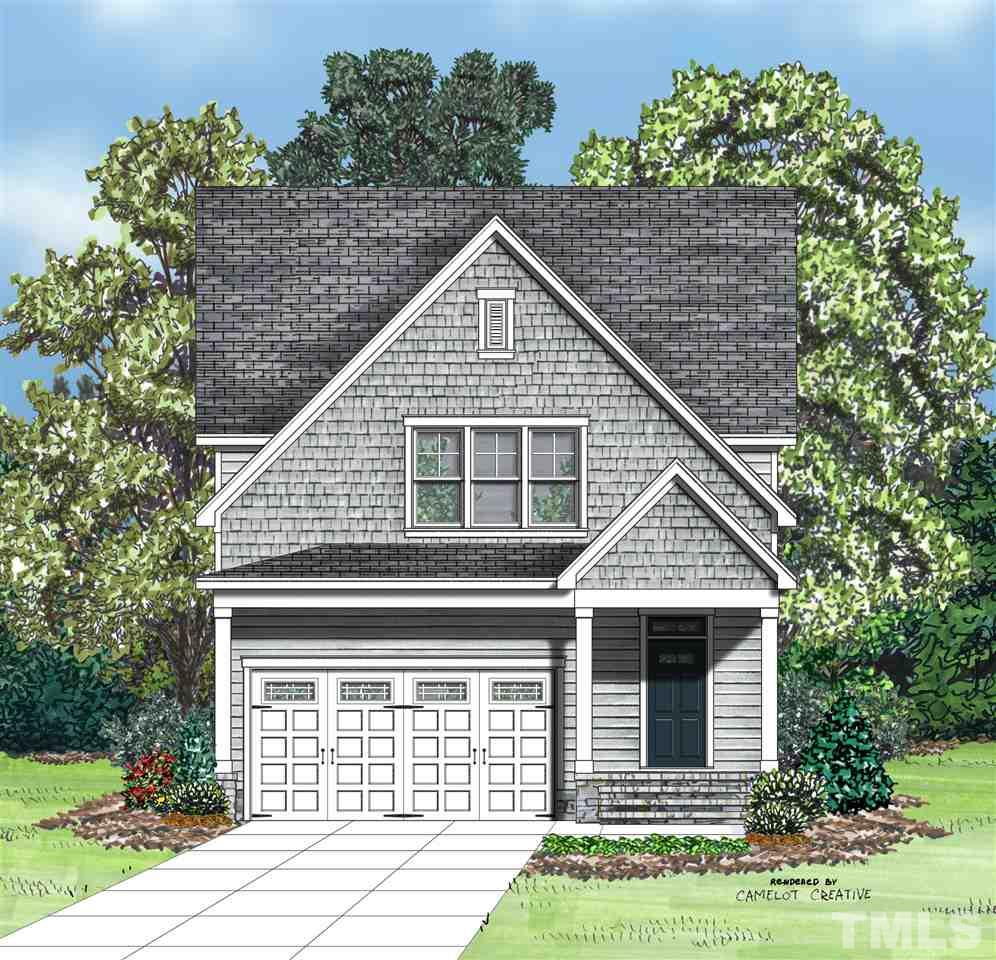 536 Iron Mill Drive, Wendell Falls, Wendell NC (Homesite 587) - $256,752