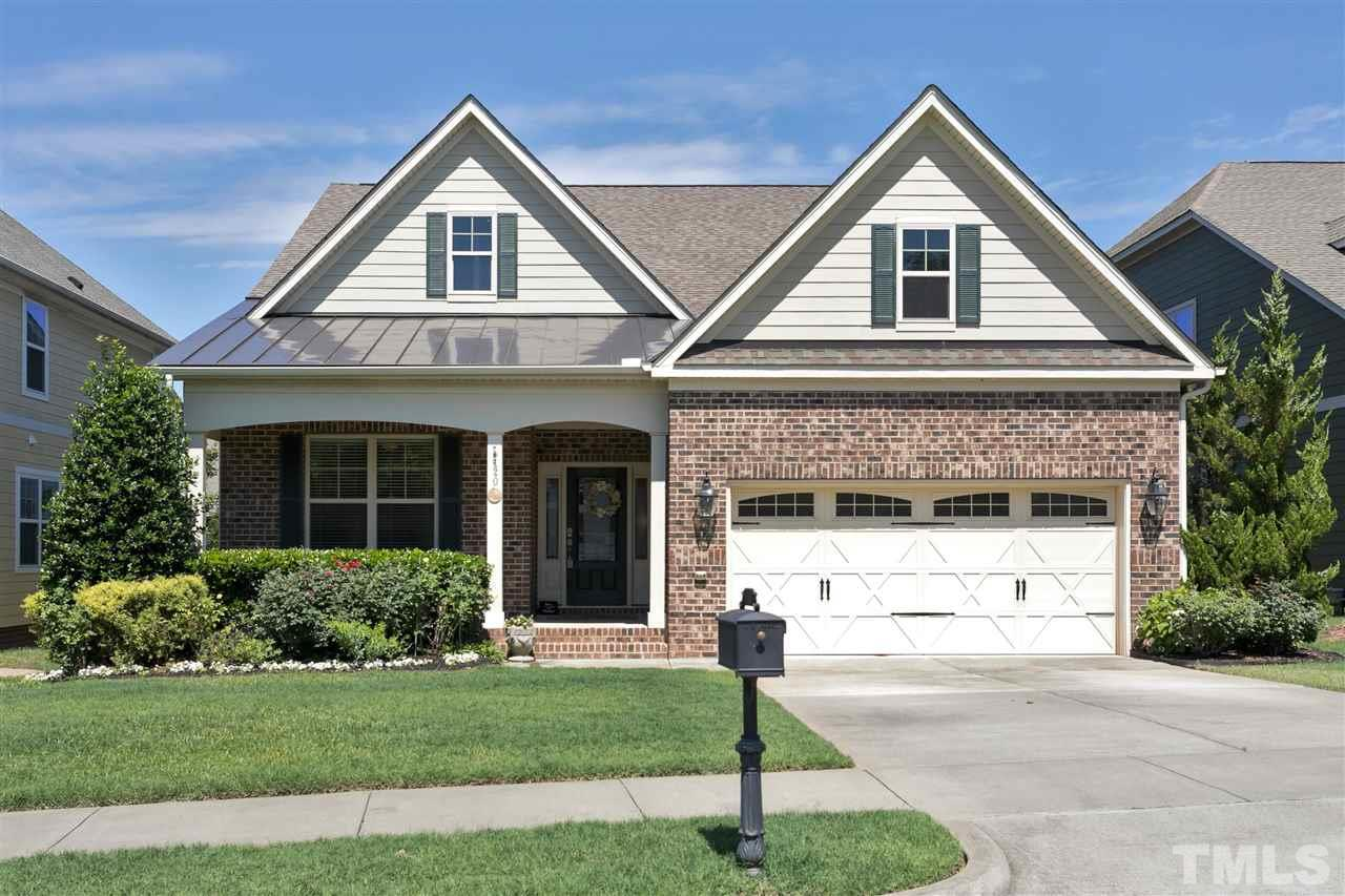 Image of a beautiful house in 12 Oaks, Holly Springs, NC
