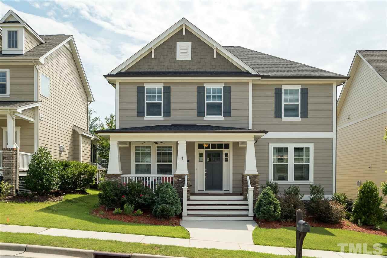 Image of a residential home in Briar Chapel, Chapel Hill, NC