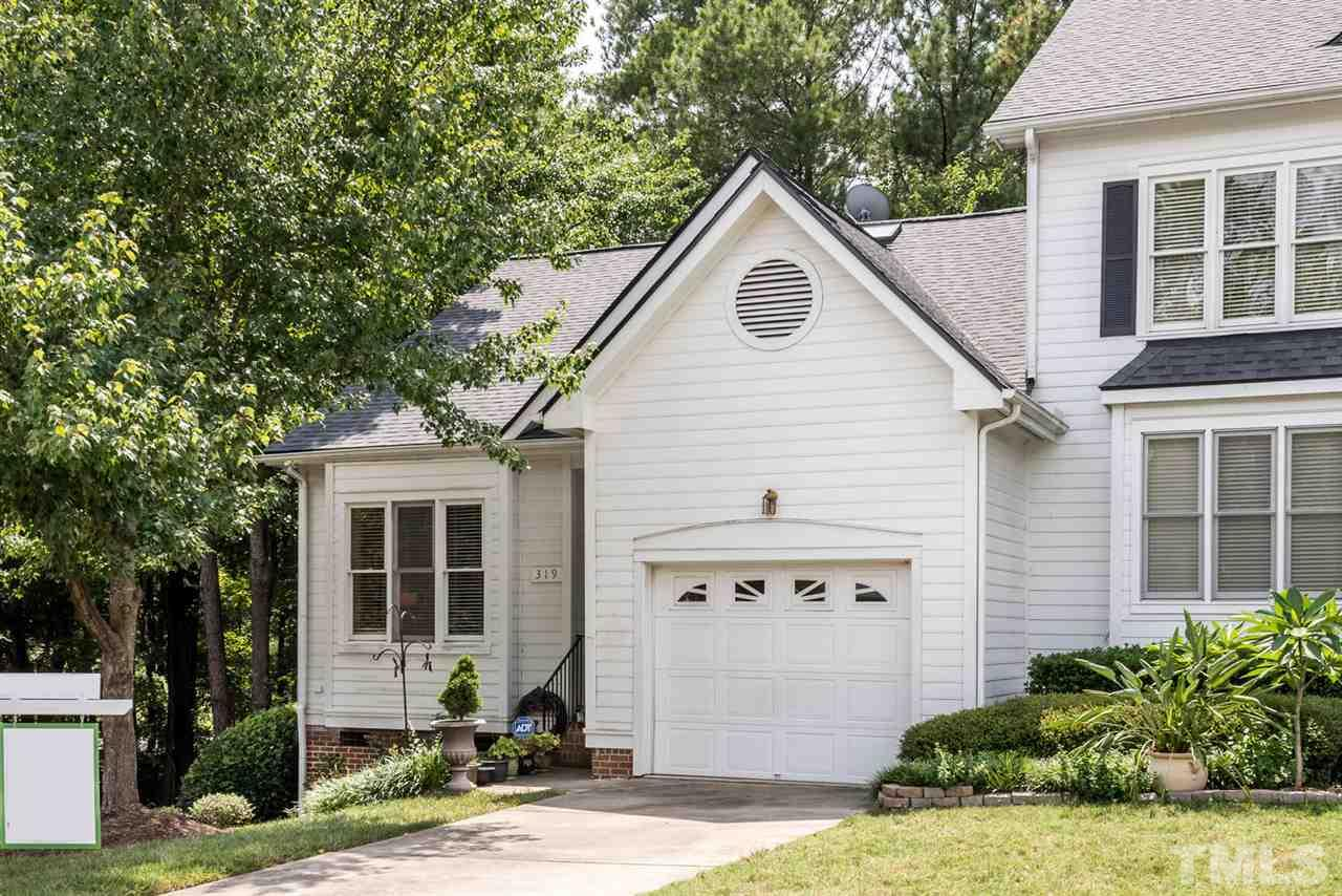 319 CENTER POINTE DRIVE, CARY, NC 27513