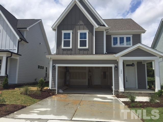 544 Future Islands Way, Wendell Falls, Wendell NC (Homesite 589) - $284,900