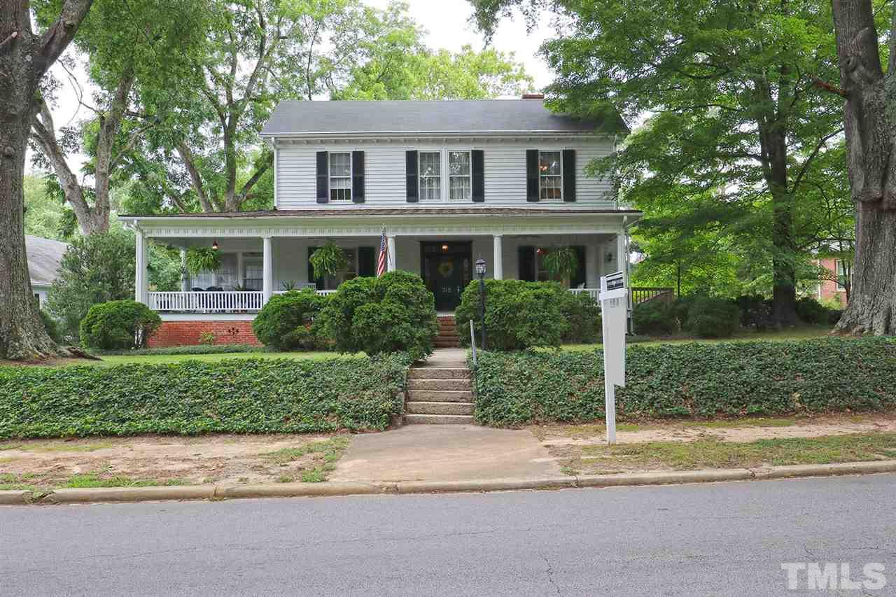 Property for sale at 315 S Main Street, Warrenton,  NC 27589