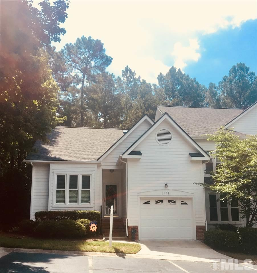 111 COLCHIS COURT, CARY, NC 27513