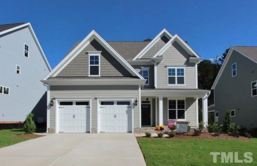 229 Logans Manor Drive, Logans Manor, Holly Springs NC (Homesite 40) - $425,000