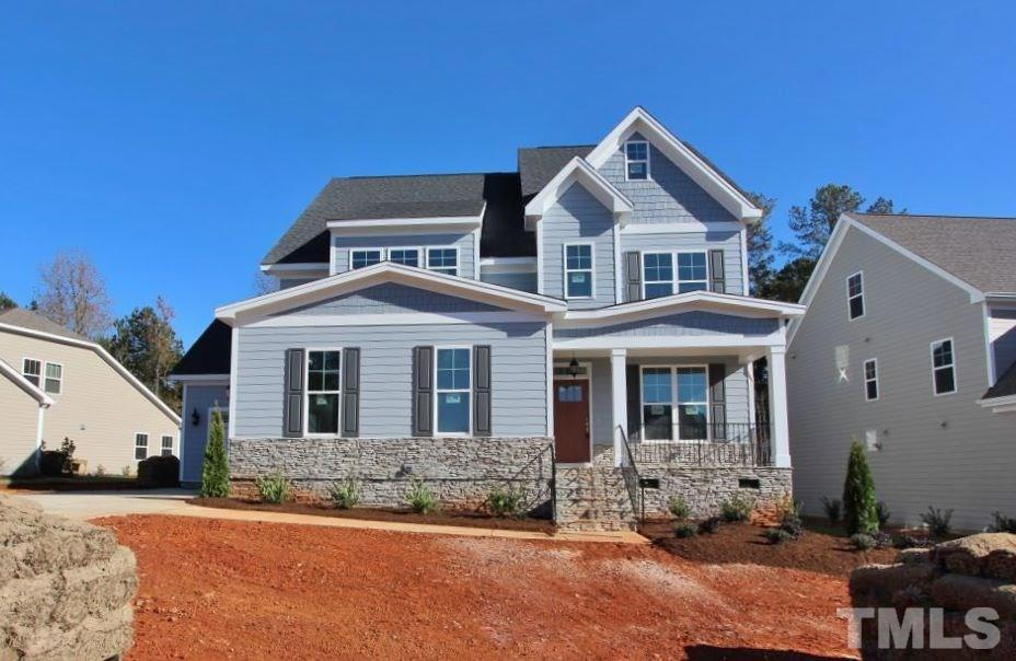 225 Logans Manor Drive, Logans Manor, Holly Springs NC (Homesite 41) - $425,000