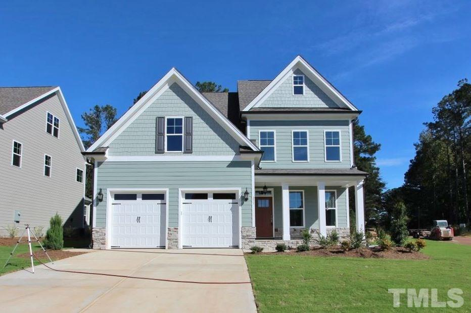 233 Logans Manor Drive, Logans Manor, Holly Springs NC (Homesite 39) - $415,000