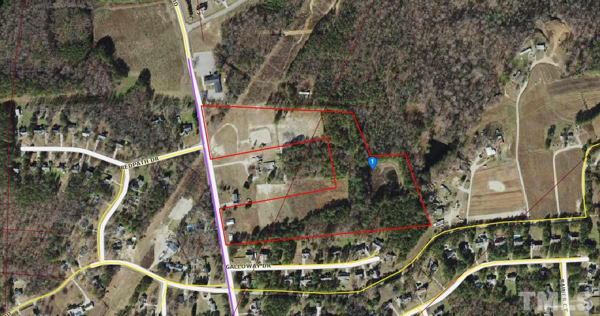 Property for sale at 7610 Cornwallis Road, Garner,  North Carolina 27529