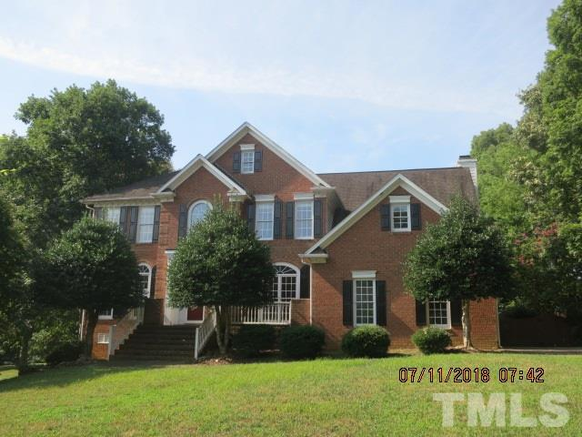 Property for sale at 1504 Whittington Drive, Raleigh,  NC 27614