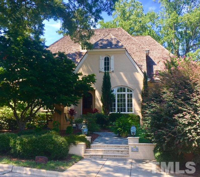2642 CHURCHILL ROAD, RALEIGH, NC 27608