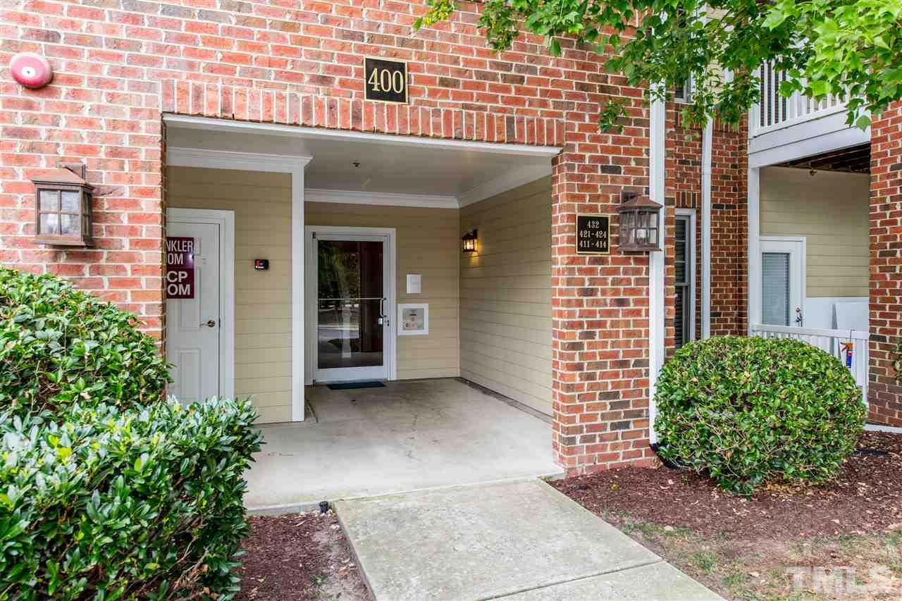 422 WATERFORD LAKE DRIVE #422, CARY, NC 27519