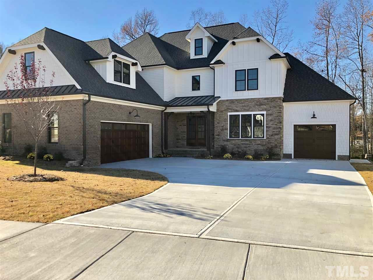 Incredible Custom Home that backs to lg buffer with Owner's Suite & Study on main level.(Study can be 6th bdrm if needed.) 2 Laundry rms, huge bonus rm, outstanding millwork, gorgeous timber feature ceiling in Fam Rm, solid core doors throughout 1st flr. Owner's closet access to laundry. Cov'd porch has outdoor kit w/ granite top, 4 burner ss gas grill & stainless sink. Multi season screen porch w/EZE breeze windows. Ped tub w/wand spray in Owner's Bath. Pro appl pkg. +bev cooler, Mudrm w/shiplap & MORE!
