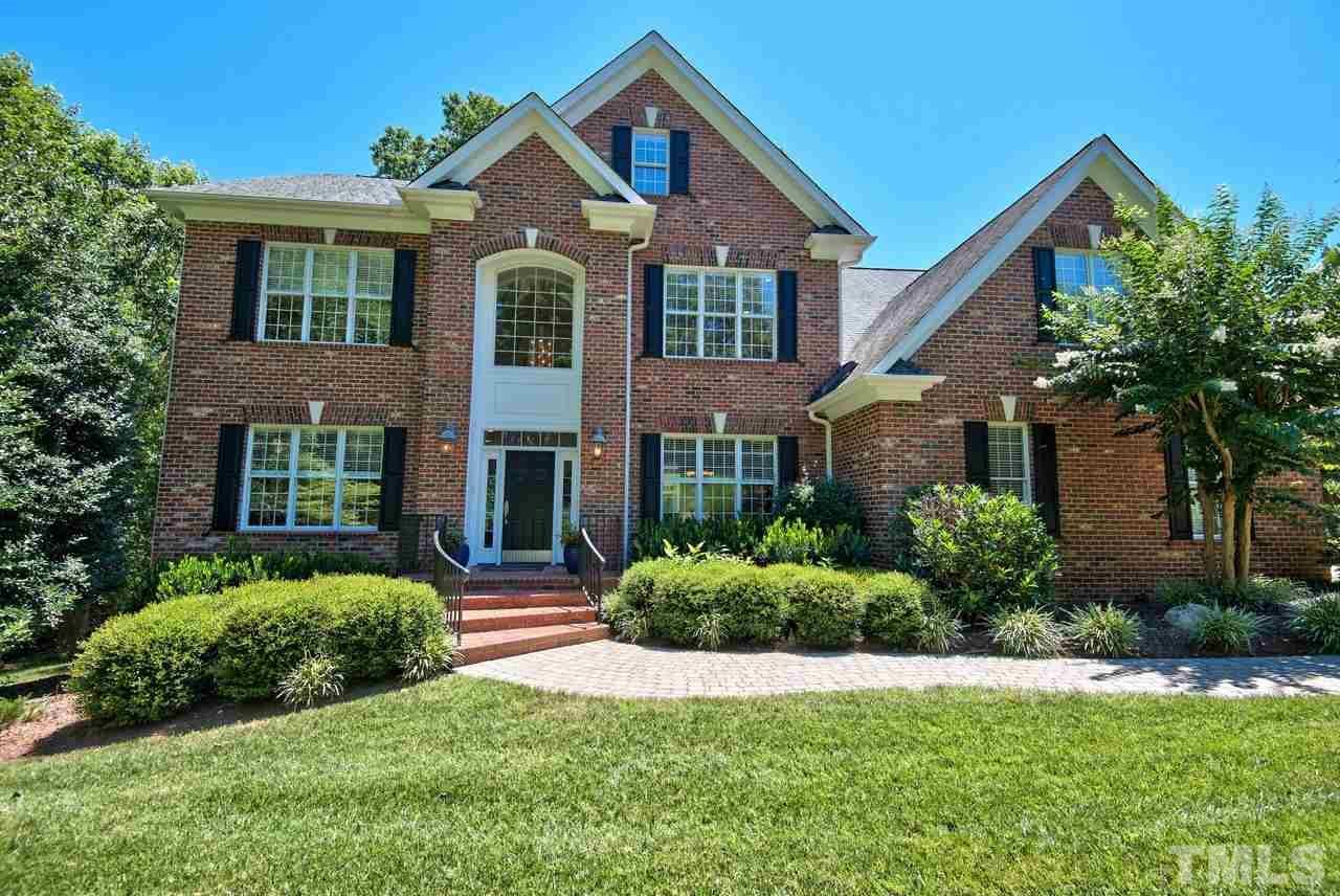 Image of spacious house at Lake Hogan Farms, Chapel Hill, NC
