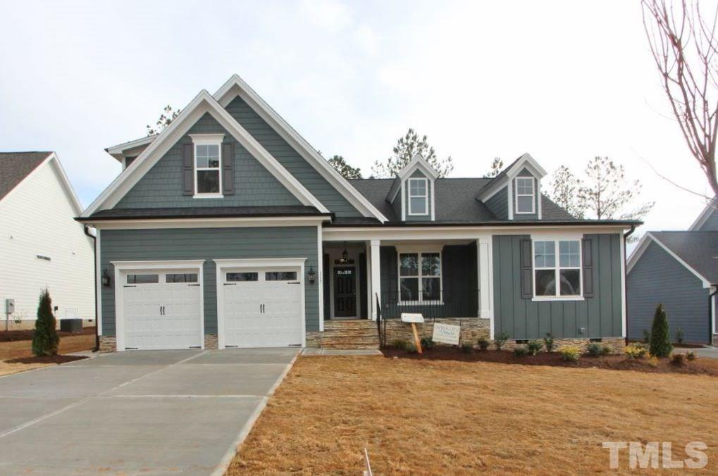 117 Park Bluff Drive, Logans Manor, Holly Springs NC (Homesite 16) - $425,000