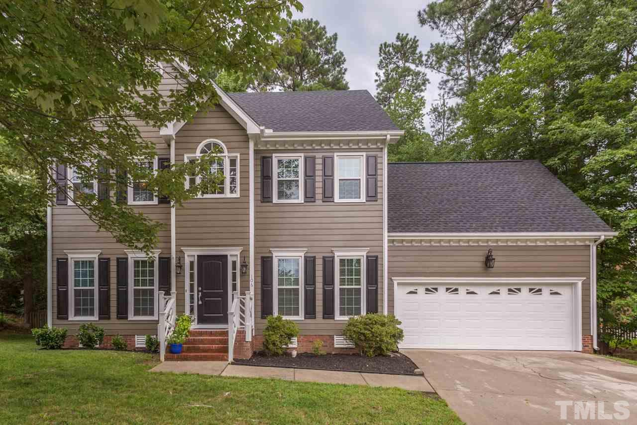 Property for sale at 106 MacClamrock Court, Cary,  NC 27518