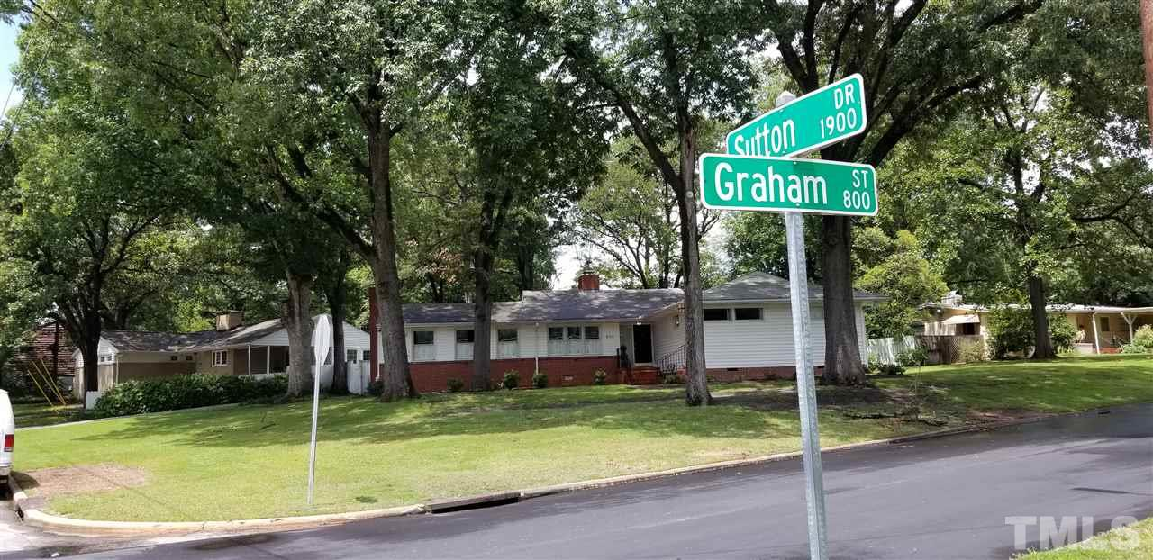 805 GRAHAM, RALEIGH, NC 27605