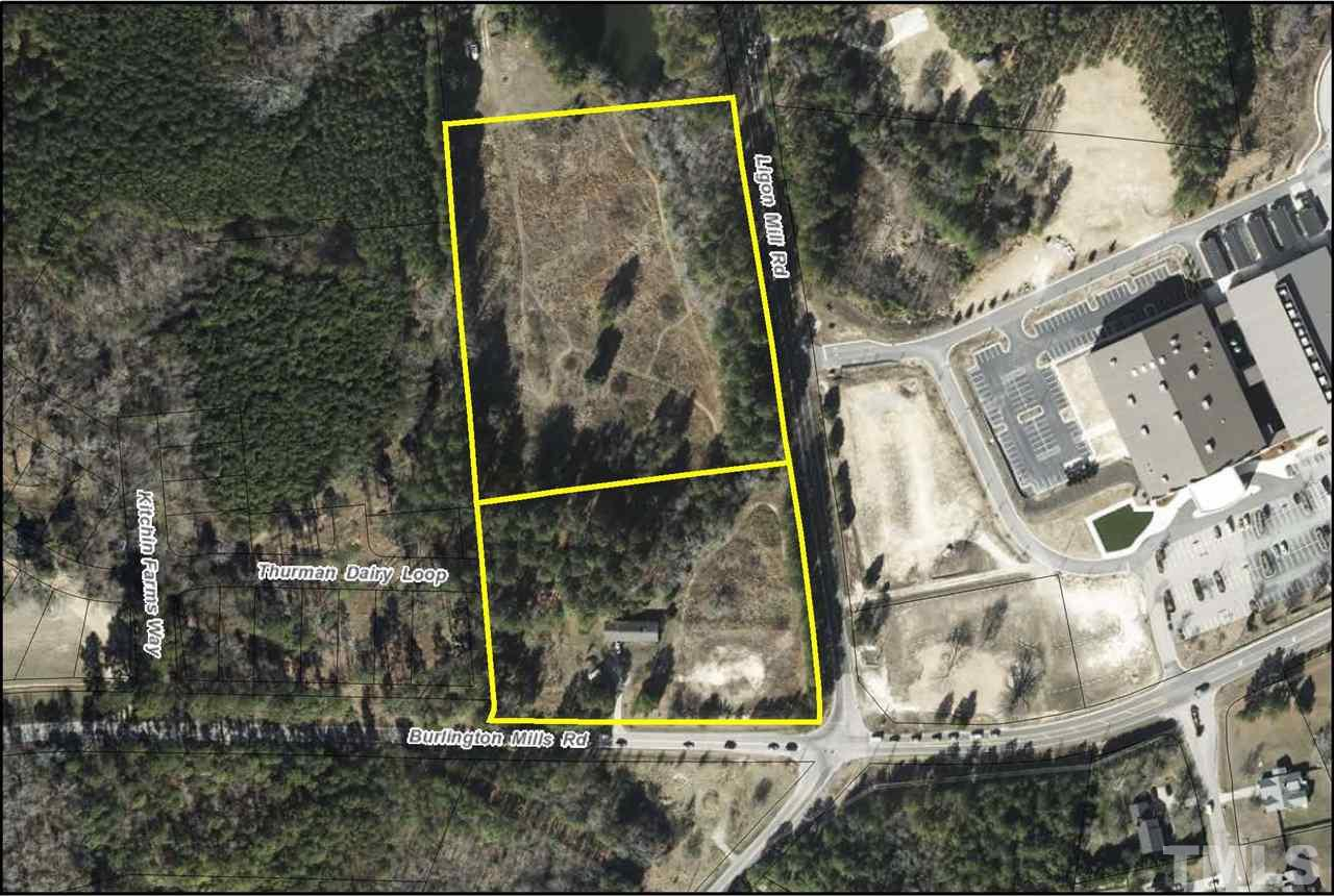 Property for sale at 3313 Burlington Mills Road, Wake Forest,  NC 27587