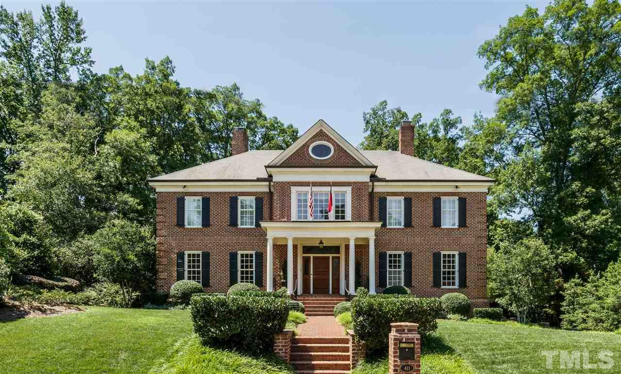 411 MARLOWE ROAD, RALEIGH, NC 27609